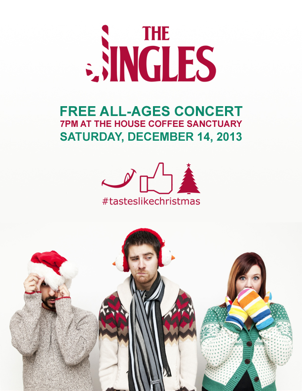 THE JINGLES DEC 14 POSTER